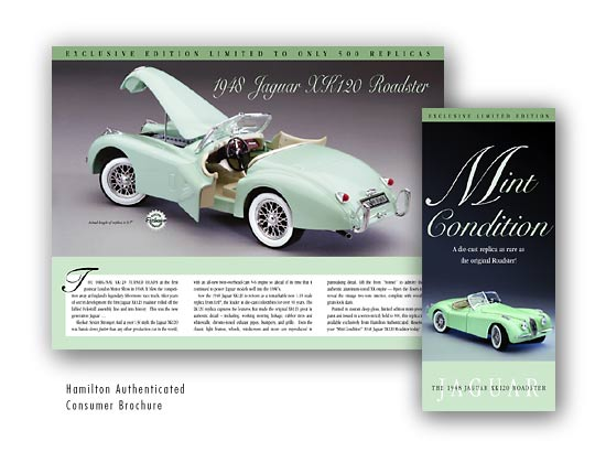 Hamilton Authenticated Consumer Brochure